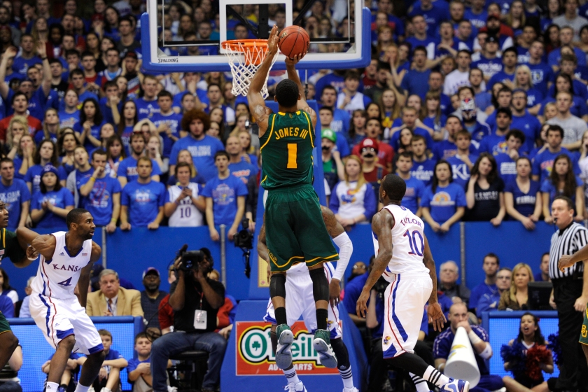 Baylor Bears vs. Kansas Jayhawks - January 16, 2012