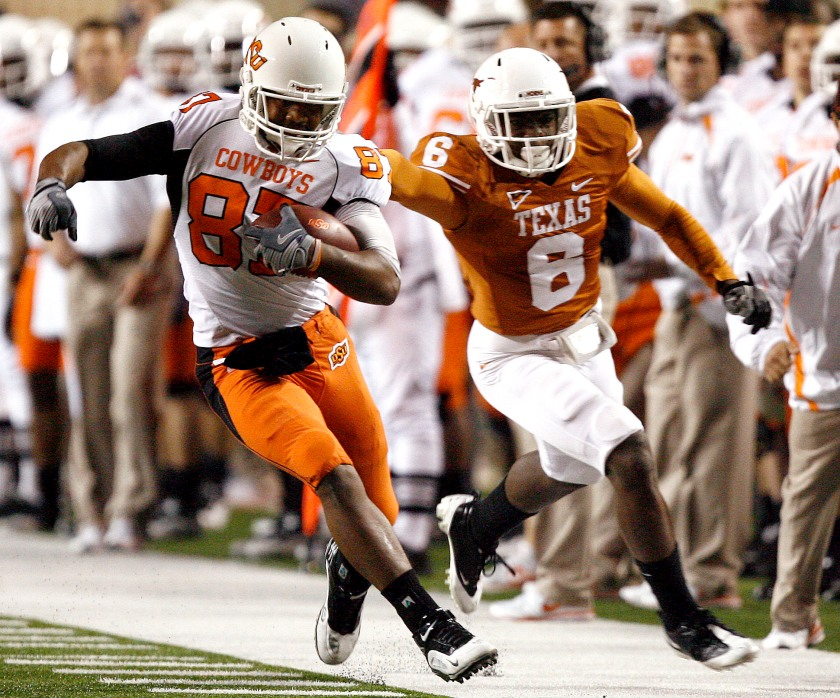 OSU TEXAS FOOTBALL