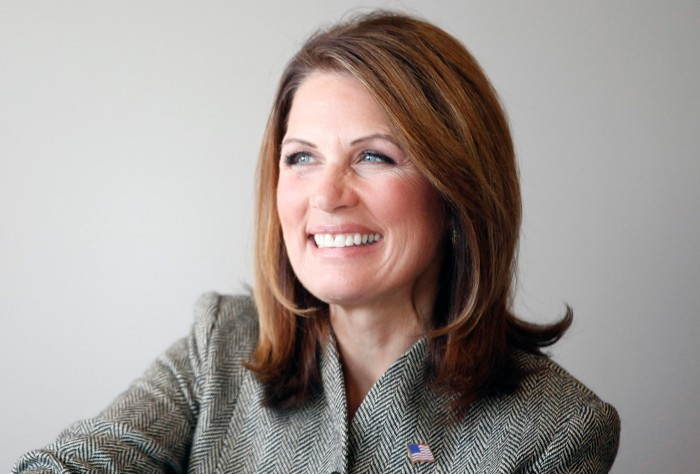Michele Bachmann at Rasmussen