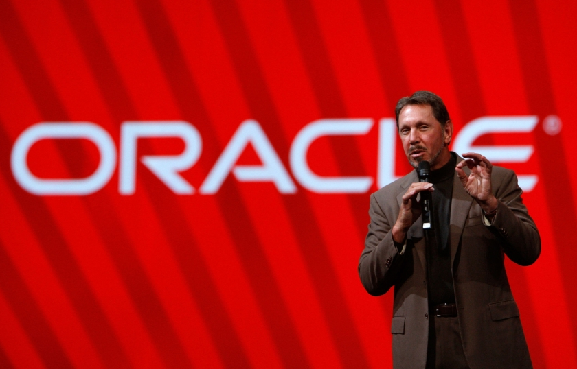 Industry Leaders Address Oracle Software Conference