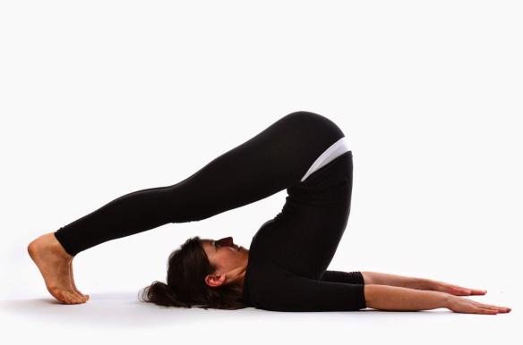 Yoga Plough